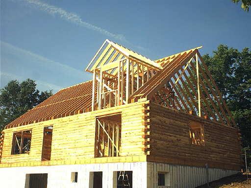 HUDSON HOME - Little Cedar Log Homes